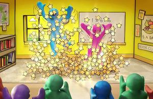 Classroom stars