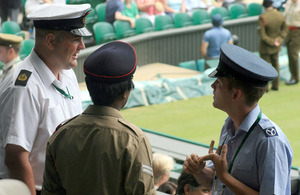 Wimbledon will be used for the tennis competition of the 2012 Games