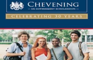 Chevening Scholarship