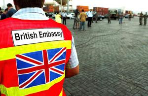 Consular staff