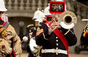 HM Royal Marines Band