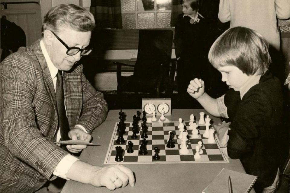 Playing vs Vassily Smylov