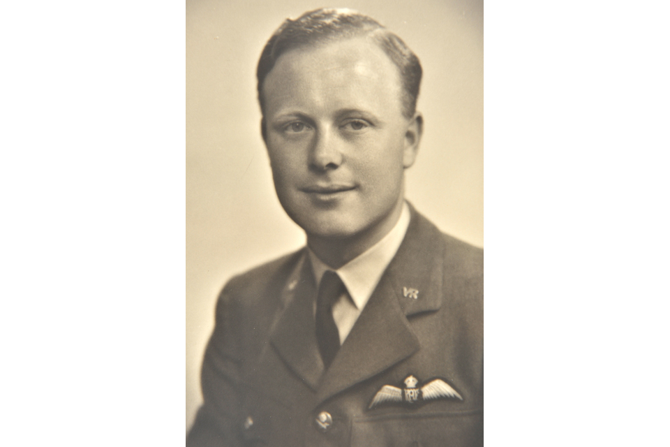 Pilot Officer Paul Baillon