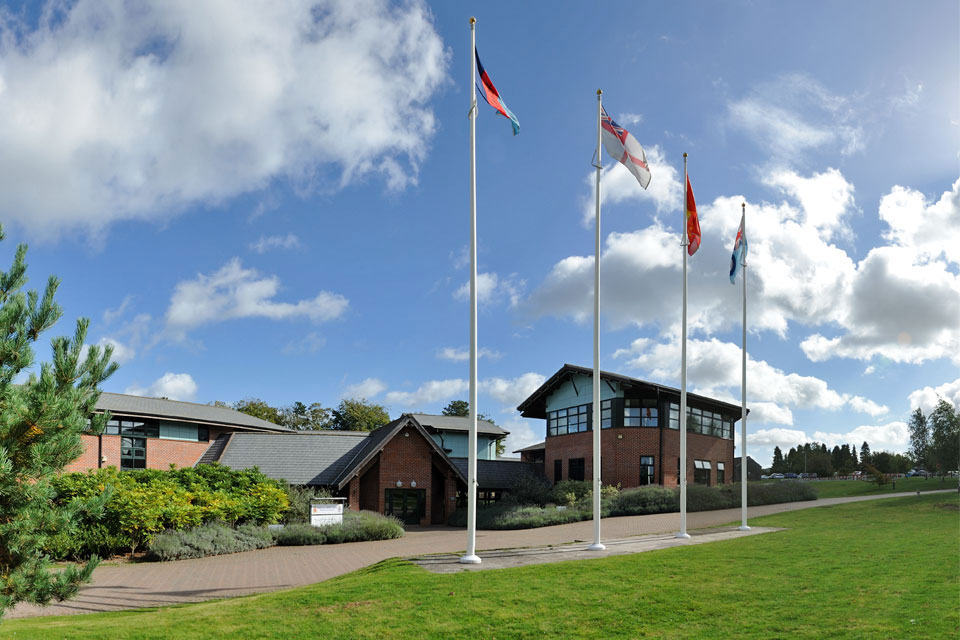 Defence Chemical Biological Radiological and Nuclear Centre