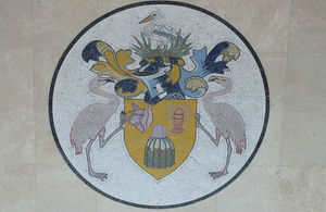 The Turks and Caicos crest