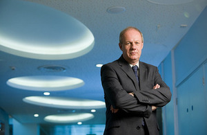 Policing and Criminal Justice Minister Damian Green