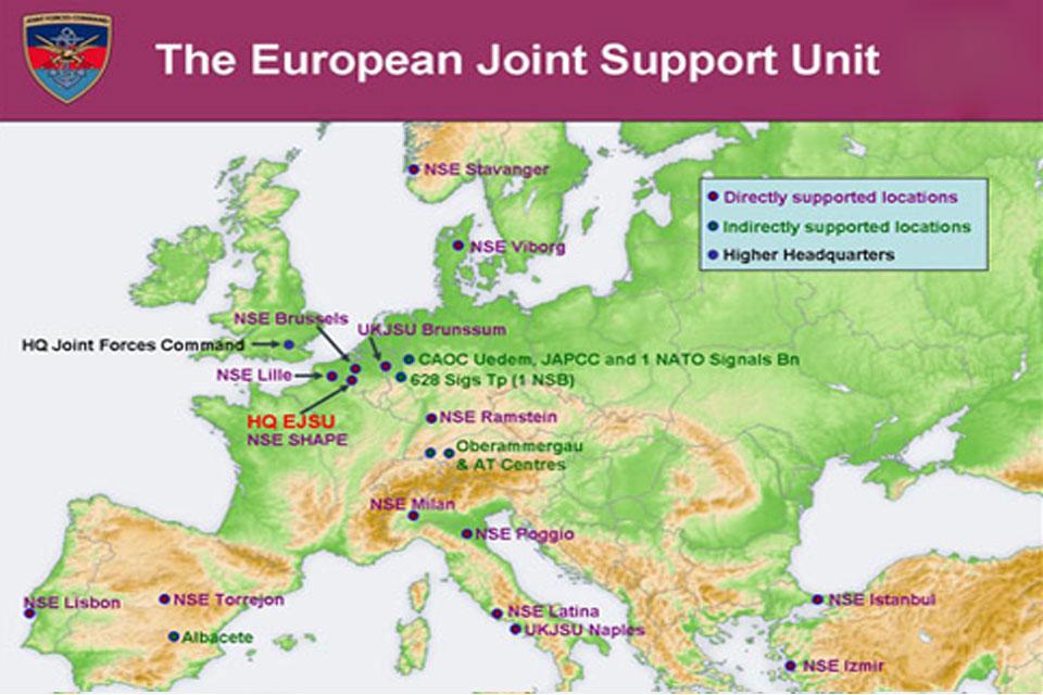 European Joint Support Unit EJSU Detailed guidance  : gsoeuropemapnologo from www.gov.uk size 960 x 640 jpeg 127kB
