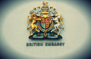 British Embassy Rabat