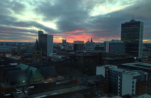 Greater Manchester City Centre