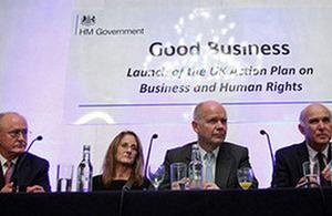 JK pristatė pirmąjį Verslo ir žmogaus teisių veiksmų planą