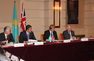 17th of Kazakh-British Trade and Industry Council