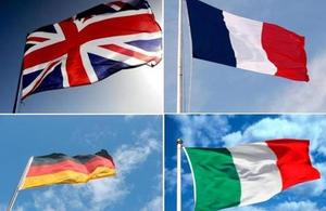 Statement by the UK, French, German and Italian Ambassadors