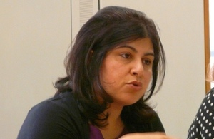 FCO Minister, Baroness Warsi