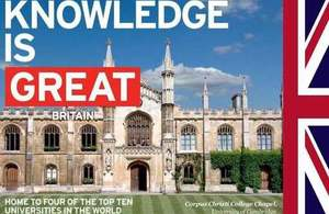 Knowledge is GREA Britain