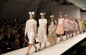 Foto: British Fashion Council