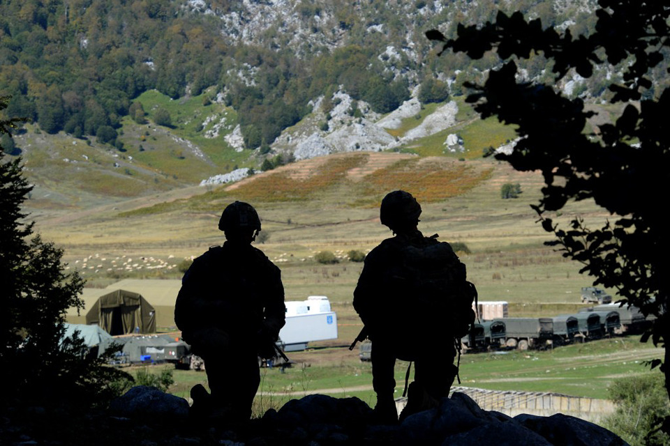 Do you have what it takes to be a Royal Marine Commando