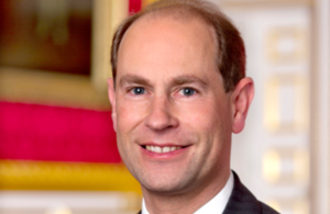 His Royal Highness Prince Edward, Earl of Wessex