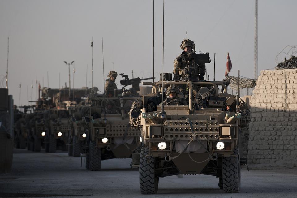 Jackals make their way back to Main Operating Base Price