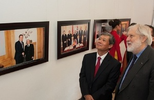 Photo exhibition of GREAT week in Hanoi