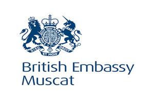 British Embassy Muscat