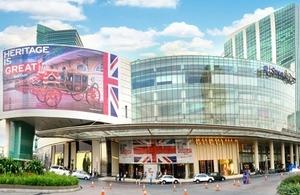 A GREAT Britain Week in Senayan City