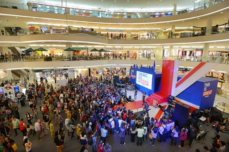 GREAT Britain Week in Senayan City