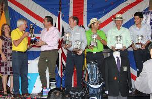Golf Cup 2013