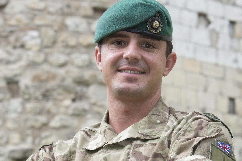 Marine Craig Andrew Buchanan