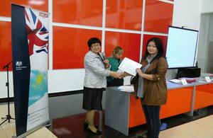 Семинар для молодежи по международным стандартам свободы вероисповедания и их реализации в Казахстане