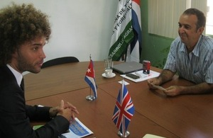 Agreement British Embassy and ACTAF