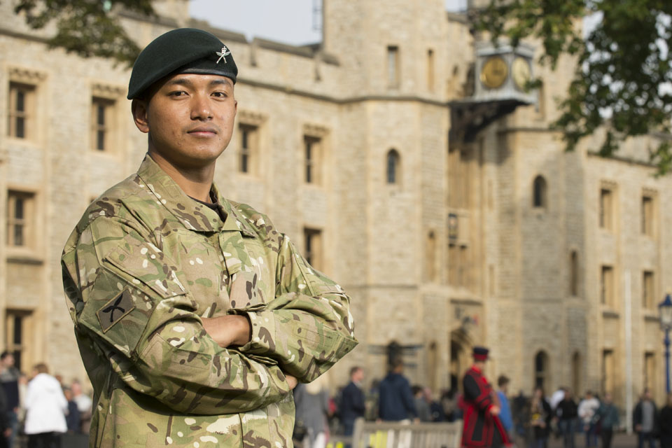 Lance Corporal Tuljung Gurung