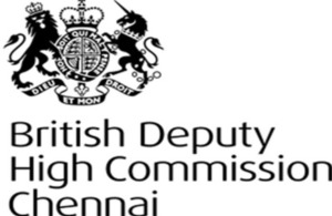 British Deputy High Commission Chennai Crest