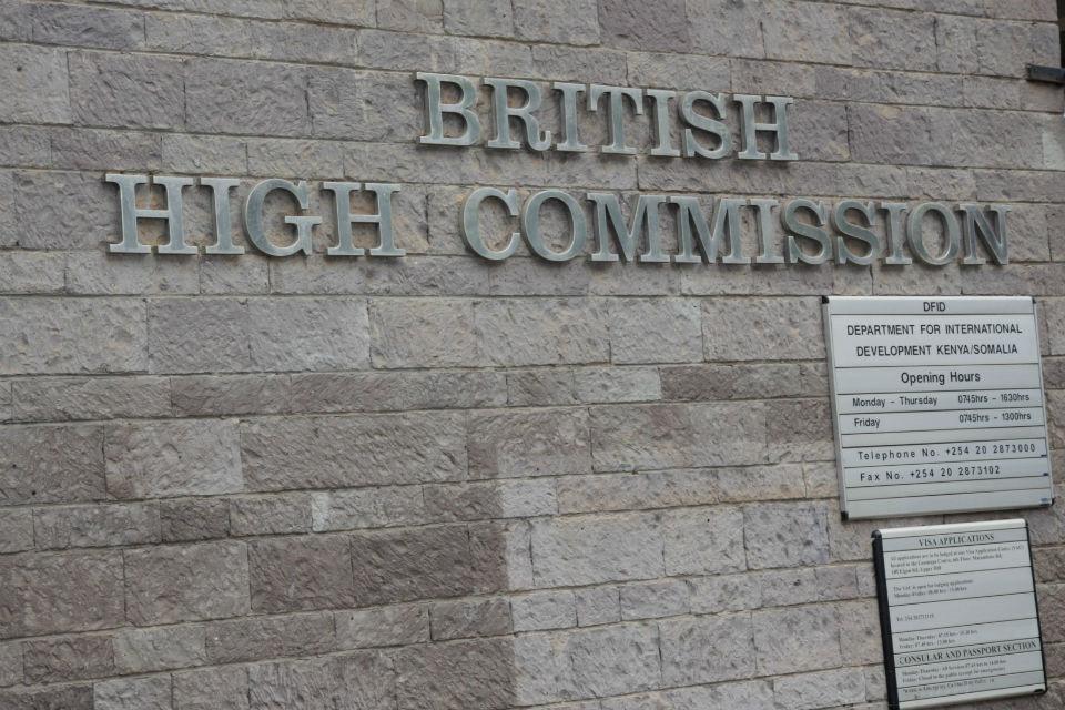 Changes To British Passport Services In Kenya Gov Uk