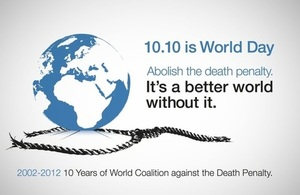 World Day Against the Death Penalty