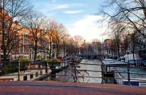suspected drug trafficker captured in Amsterdam