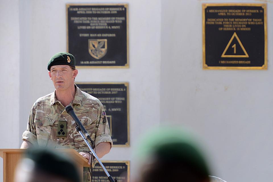Brigadier Rupert Jones