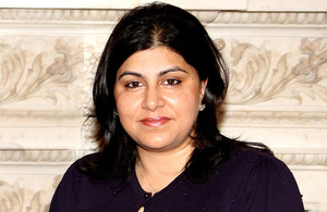 FCO Minister Baroness Warsi