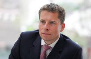 السفير البريطاني في لبنان، توم فليتشر