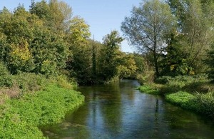 Image of a river
