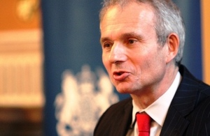 David Lidington, UK's Minister for Europe