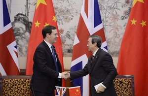UK China EFD