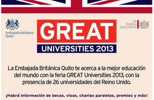 GREAT Universities