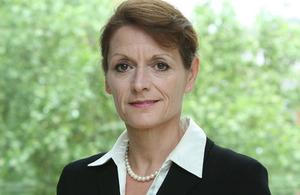 Governor Helen Kilpatrick CB