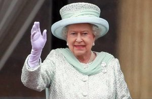 Her Majesty The Queen Elizabeth II