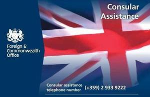Consular Assistance