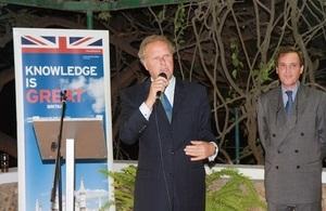 Lord Marland visits Angola