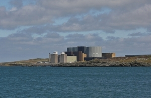Wylfa Power Station. Photo courtesy of Le Chanoine on Flickr.