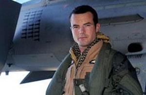 Squadron Leader Jody McMeeking