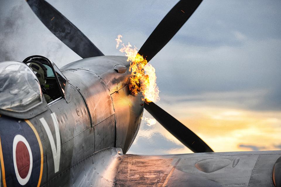 Spitfire TE311