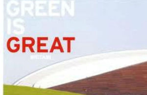 Green is Great Britain